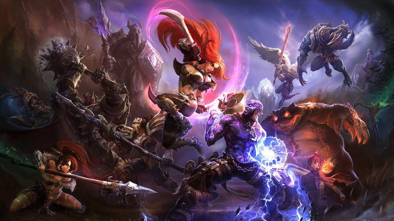 League of Legends si aggiorna con la patch 6.2