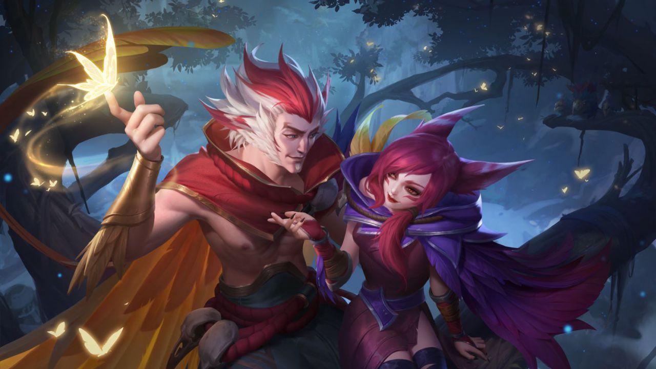 League of Legends Wild Rift: al via l'evento di San Valentino Spasimanti Lunari