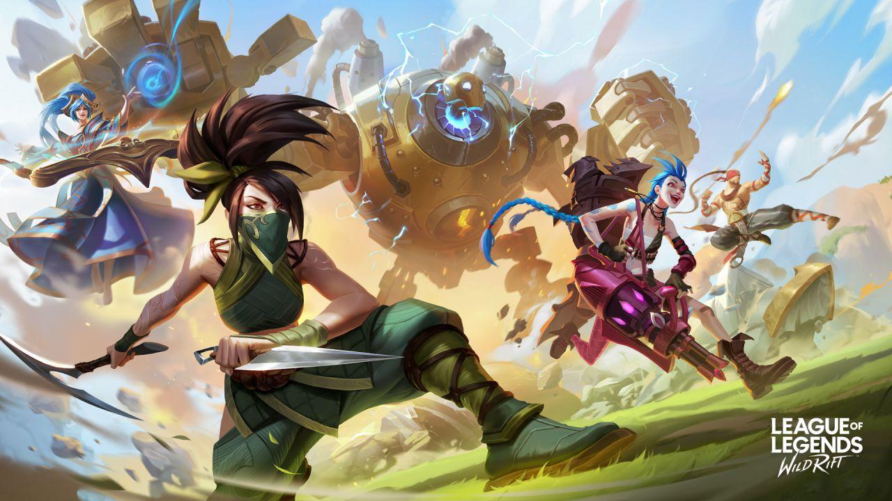 League of Legends Wild Rift: guida ai Ruoli dei Campioni