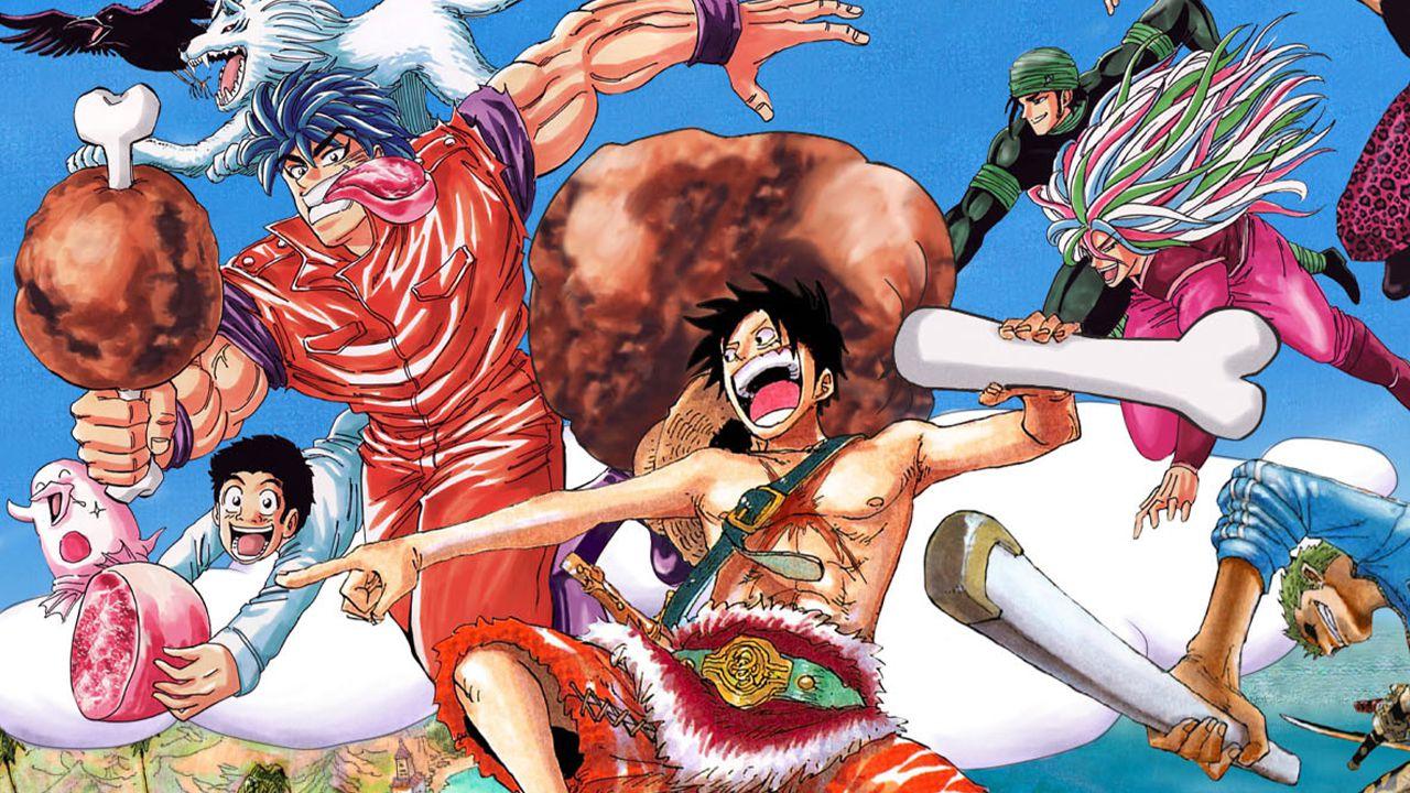 Leakate le due nuove serie di Weekly Shonen Jump: l'autore di Toriko sta per tornare