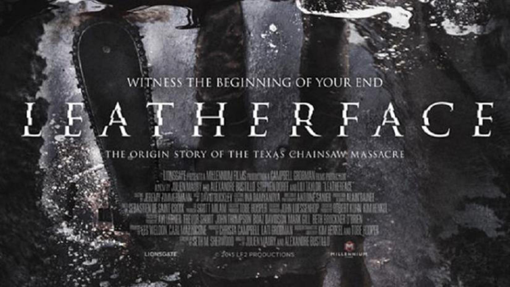Leatherface primo red band trailer per il prequel di non - Non aprite quella porta remake trailer ...