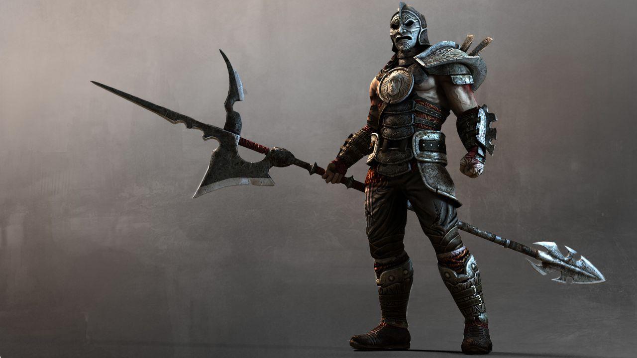 Legacy of Kain Dead Sun: video gameplay del gioco cancellato