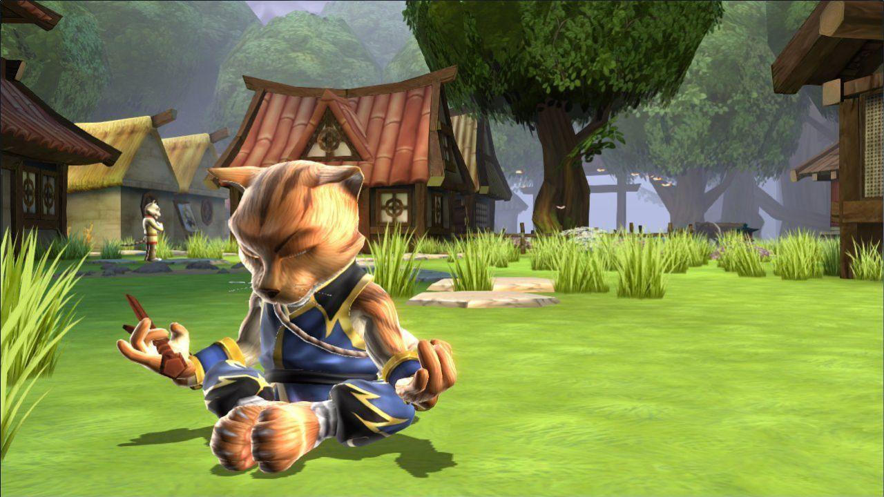 Legend of Kay Anniversary: dieci minuti di gameplay tratti dalla versione PlayStation 4