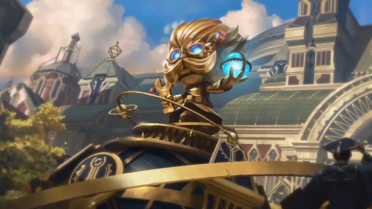 Legends of Runeterra: nuova espansione e un inedito sistema competitivo