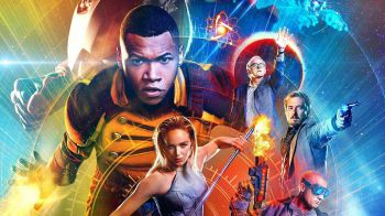 Legends of Tomorrow 2: una nuova clip ci mostra Citizen Steel