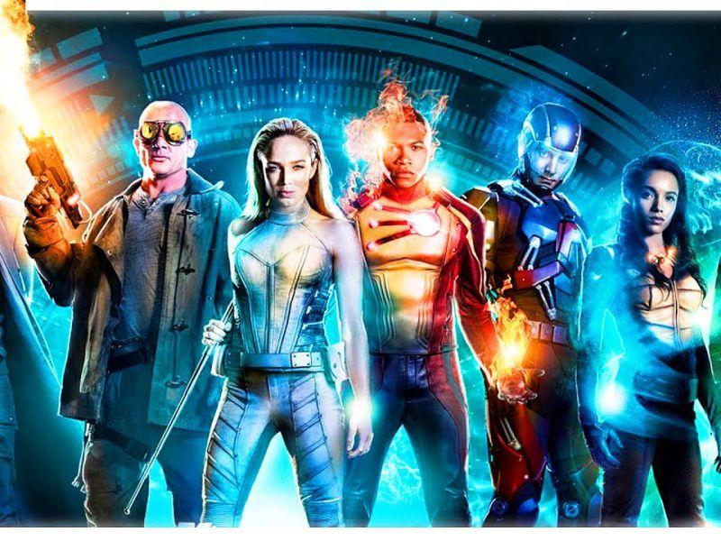 Legends of Tomorrow 5: quale titolo alternativo per il finale? Ecco le possibili opzioni