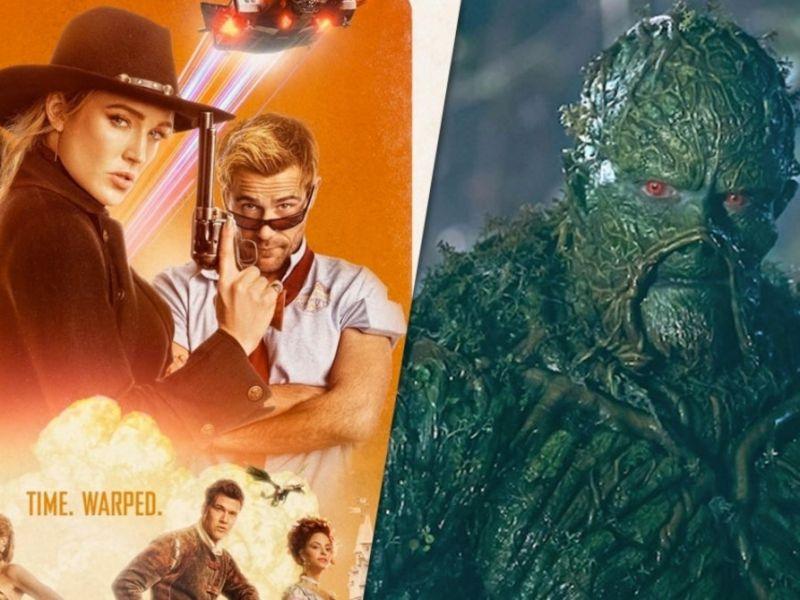 Legends of Tomorrow: il crossover con Swamp Thing si farà? Ne parla Marc Guggenheim