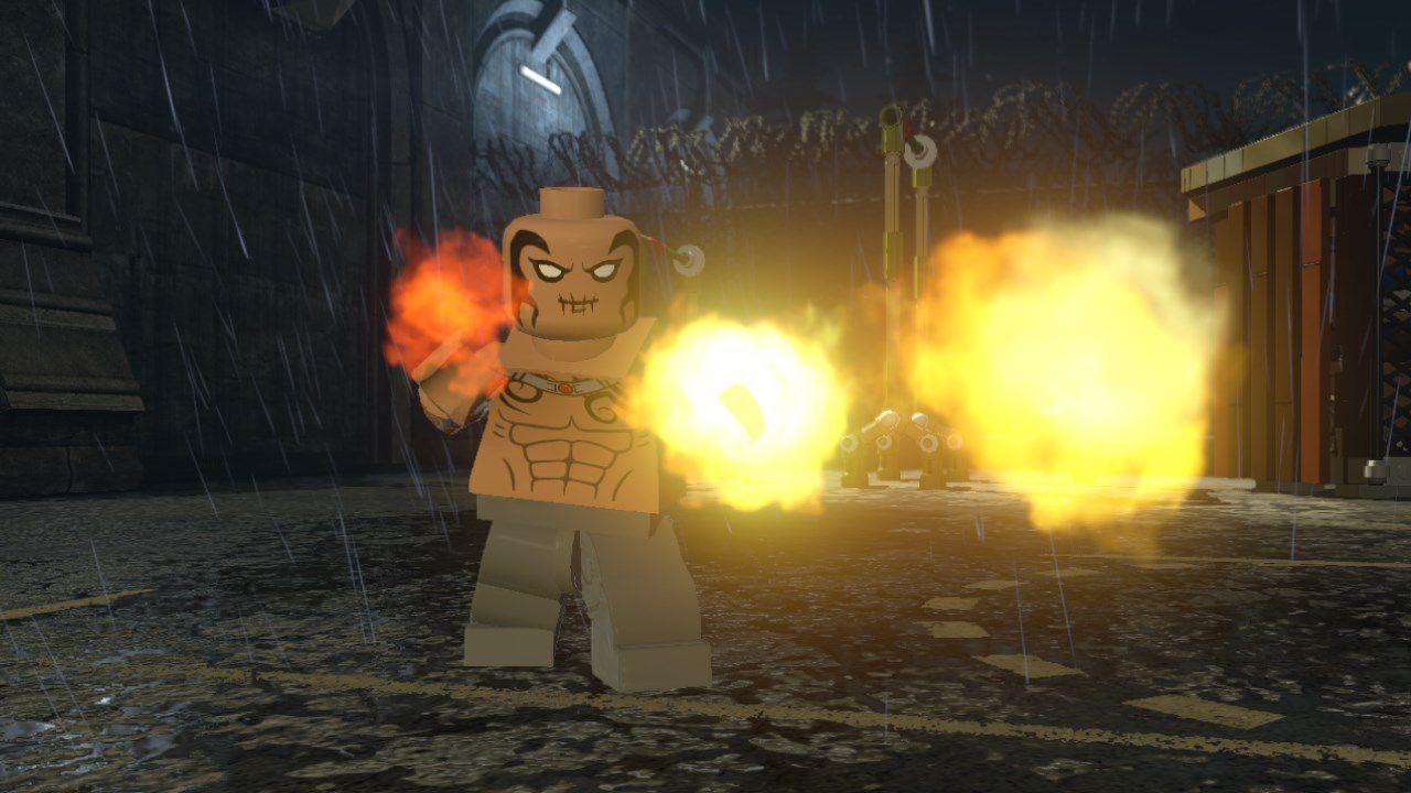 LEGO Batman 3: Conan O'Brien presente come personaggio giocabile