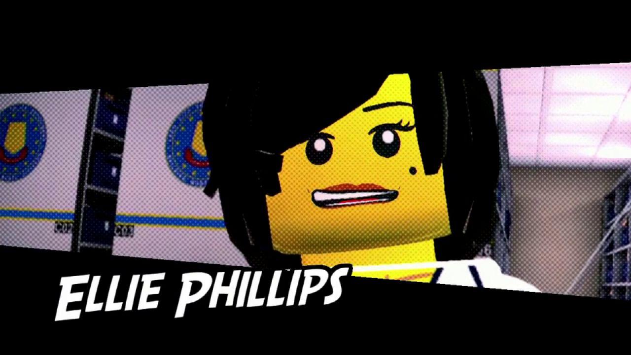 LEGO City: Undercover: 40-50 ore per completarlo al 100%, affermano gli sviluppatori