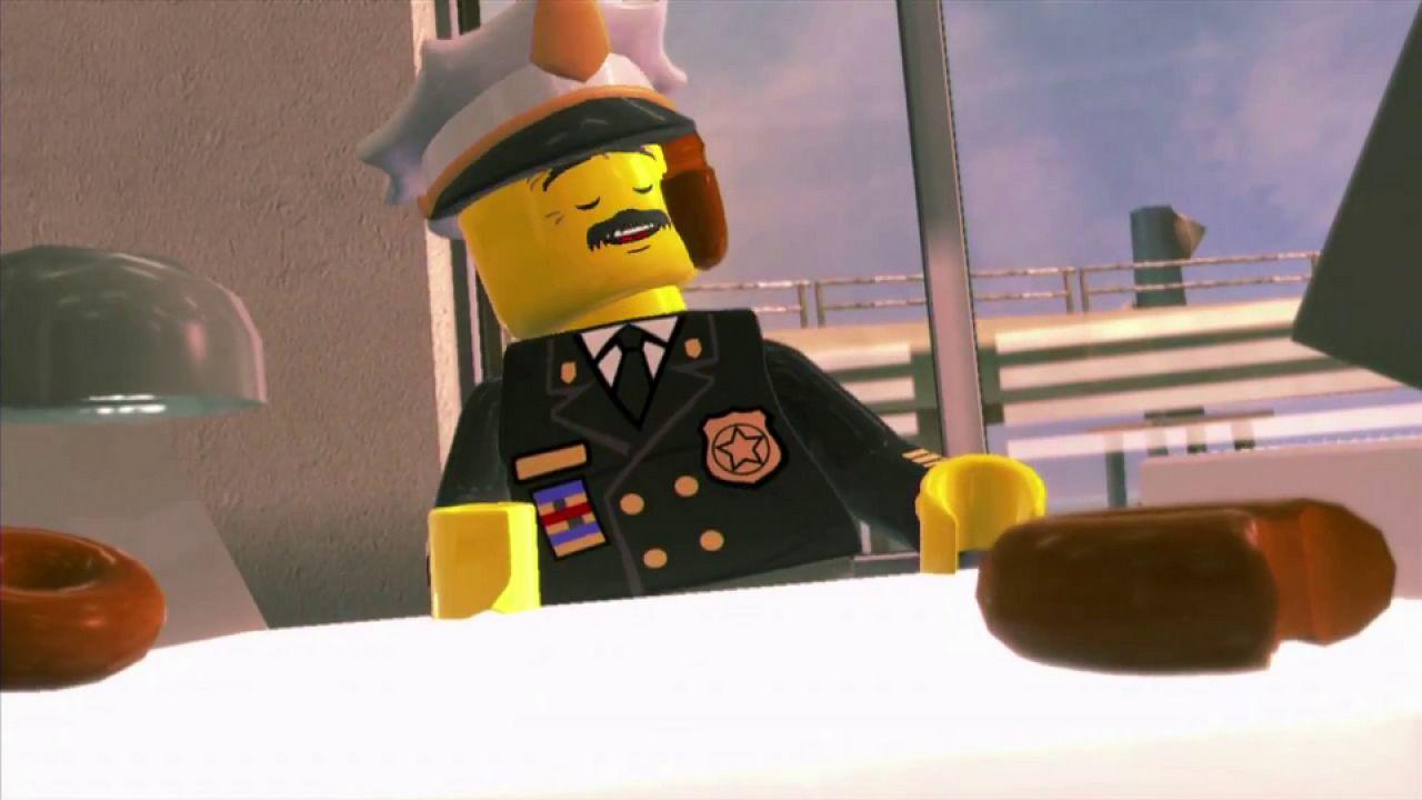 LEGO City Undercover: Chase McCain cavalca un dinosauro in un nuovo set di immagini