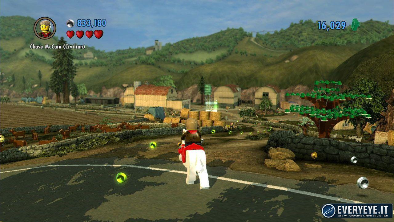 LEGO City: Undercover: due nuovi spot sui veicoli ed i travestimenti
