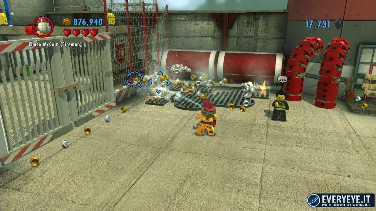 Lego City: Undercover. Un hardisk esterno per il download?