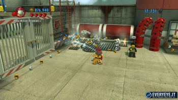 Lego City: Undercover. Un hardisk esterno per il download?