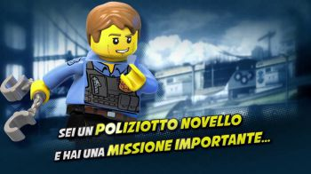Lego City Undercover: The Chase Begins - il primo webepisode in italiano