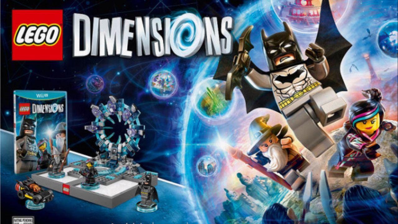 LEGO Dimensions non è economico