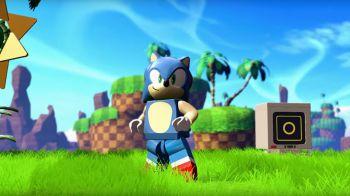 LEGO Dimensions: Sonic sfreccia nel nuovo trailer