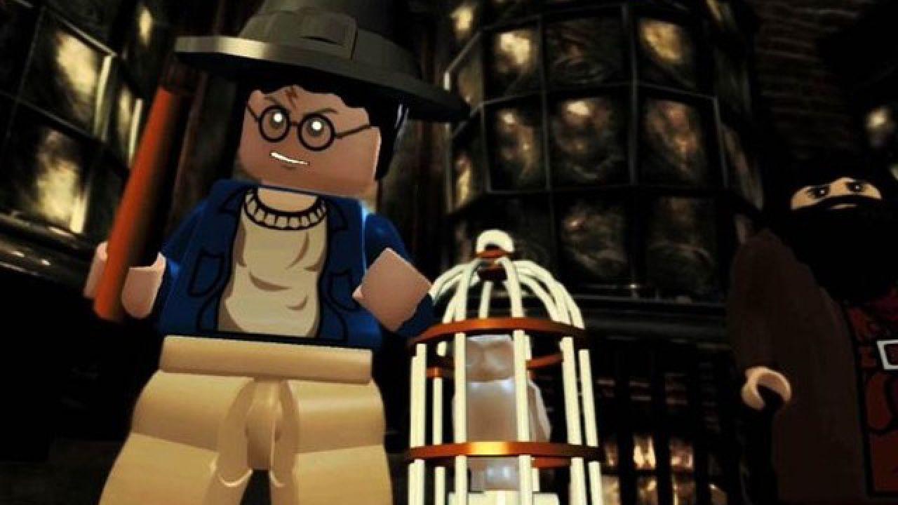 LEGO Harry Potter: Anni 1-4 arriva a Giugno