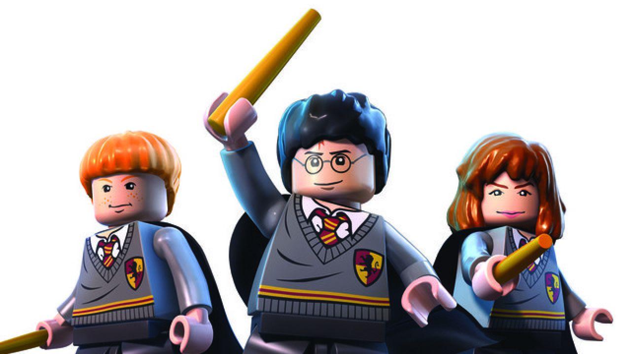 LEGO Harry Potter: Anni 1-4, nuove immagini