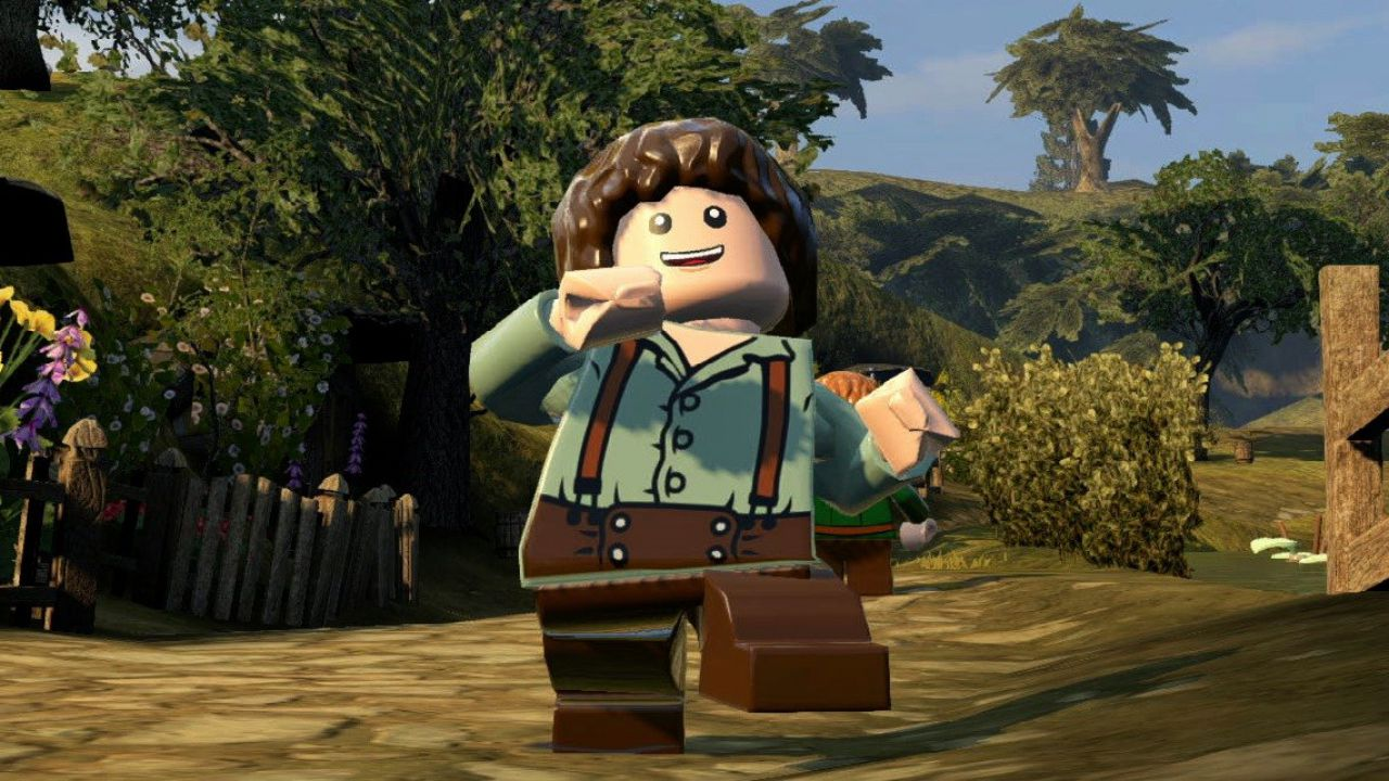 LEGO Lo Hobbit: trofei versione PlayStation 4