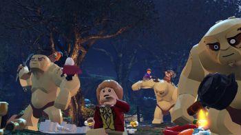 LEGO Lo Hobbit: un video per i primi 40 minuti della versione 3DS