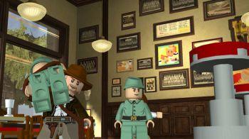 Lego Indiana Jones 2 è su Facebook
