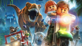 LEGO Jurassic World approda su iOS e Android