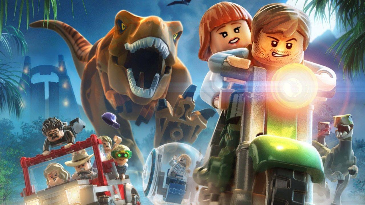 LEGO Jurassic World, arriva la demo sul PlayStation Store