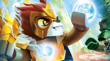 LEGO Legends of Chima: Leval's Journey disponibile da domani su 3DS e PS Vita