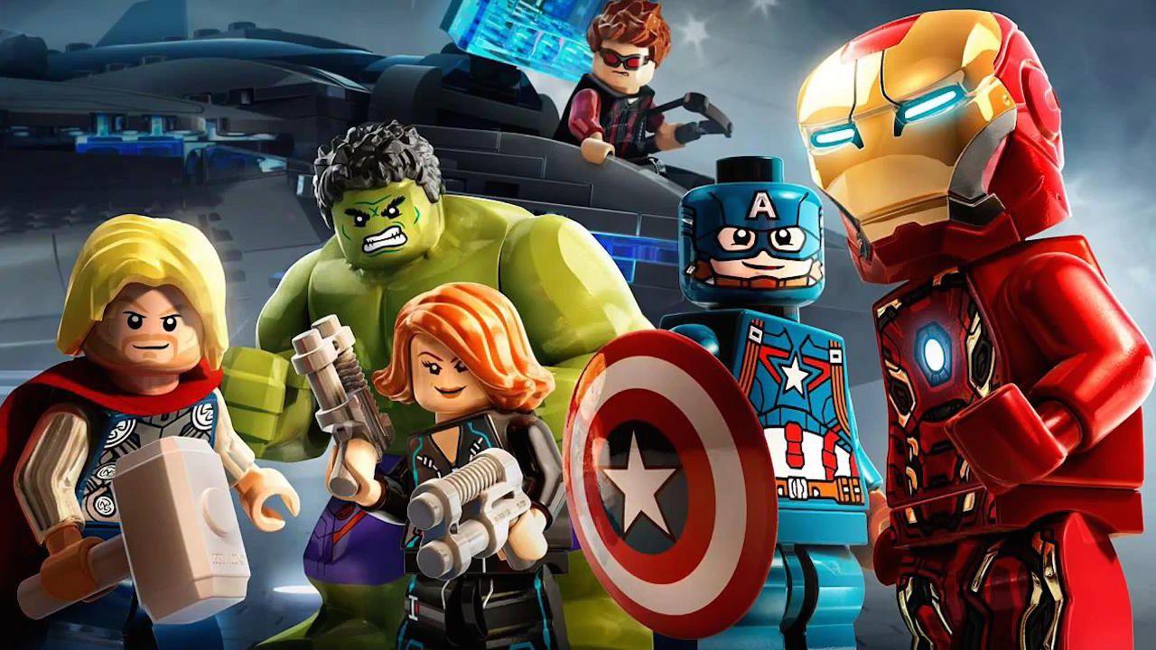 LEGO Marvel Avengers avrà DLC gratuiti basati su Ant-Man e Captain America Civil War