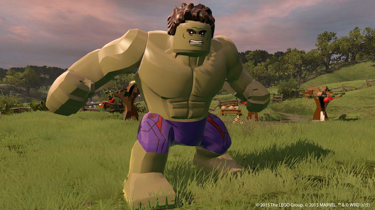 LEGO Marvel Avengers: data di uscita annunciata