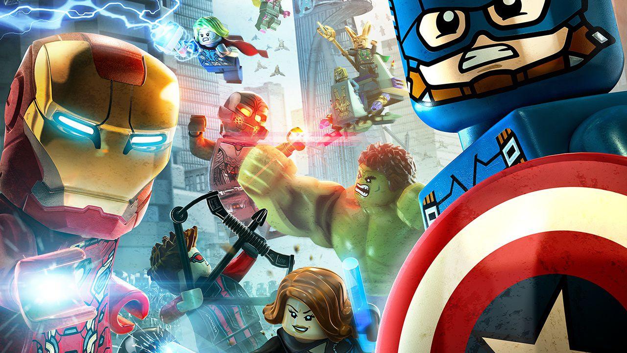 LEGO Marvel Avengers: i primi due DLC usciranno il 29 marzo