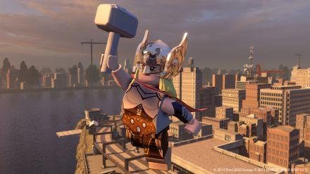 LEGO Marvel Avengers si mostra dal Comic Con di New York