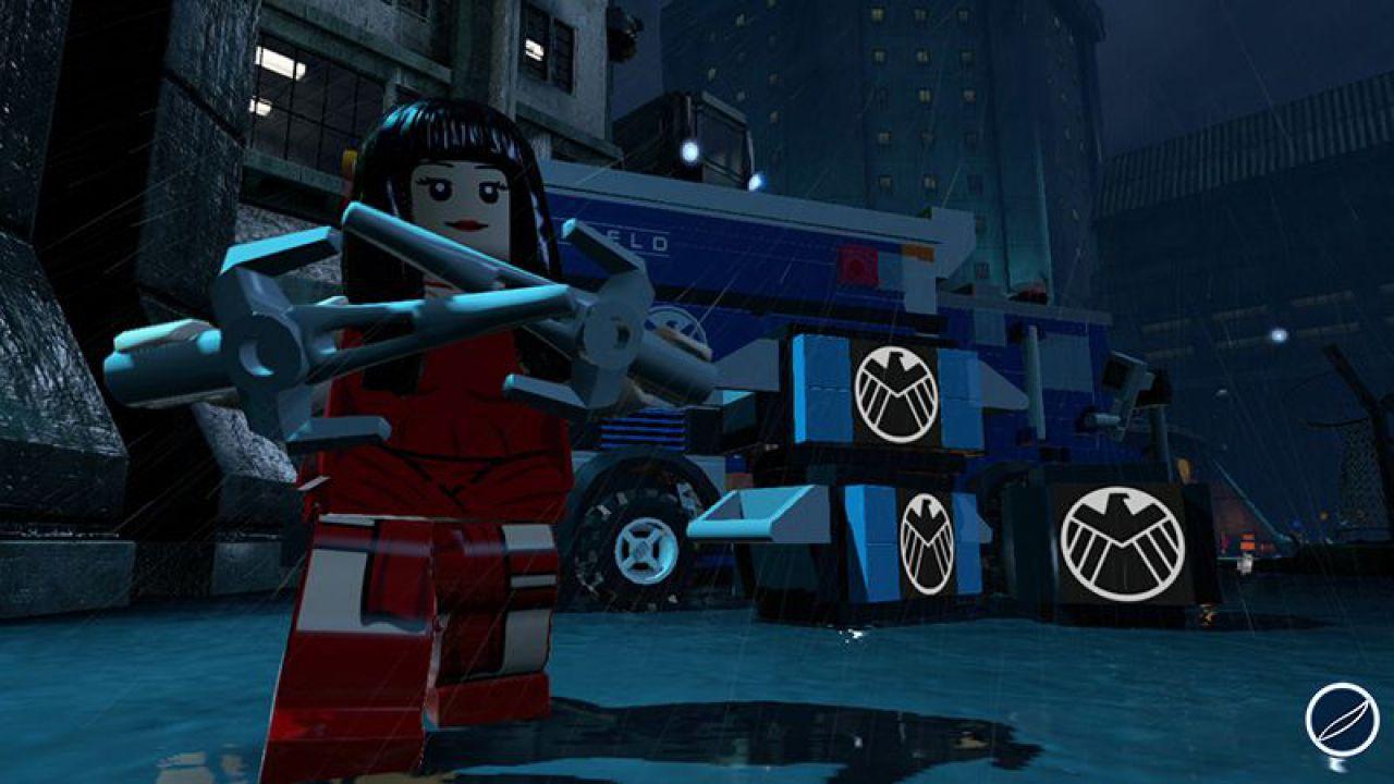 LEGO Marvel Super Heroes disponibile su App Store