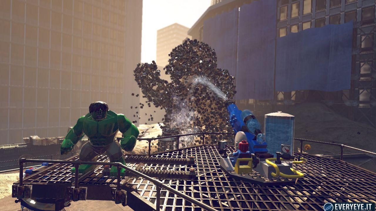 LEGO Marvel Super Heroes: disponibile la demo per PC