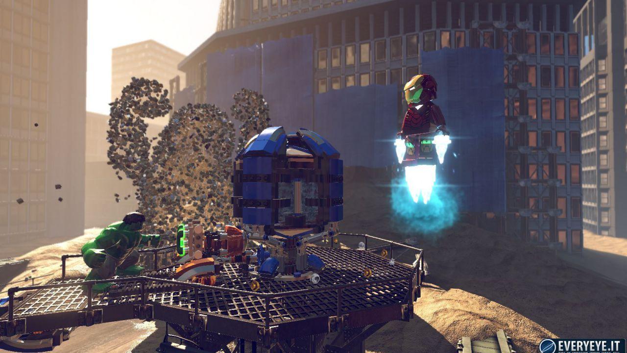 LEGO Marvel Super Heroes in offerta su Steam