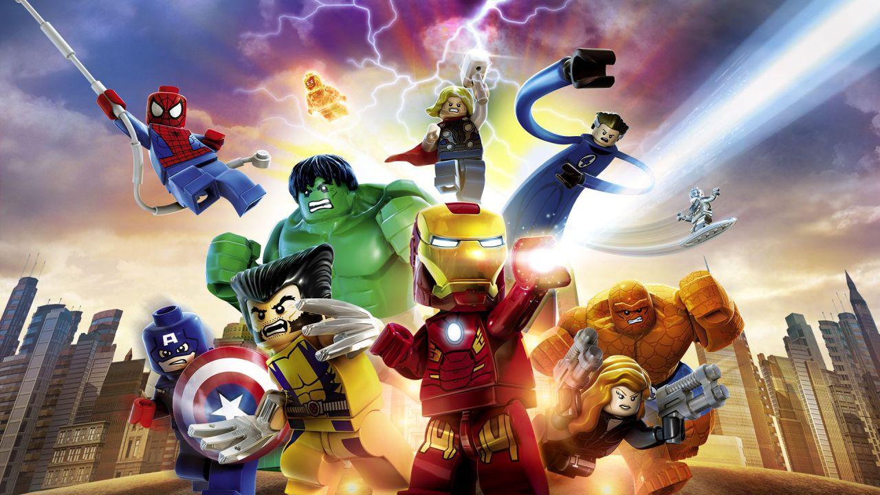 LEGO Marvel Super Heroes ha venduto un milione di copie nel Regno Unito