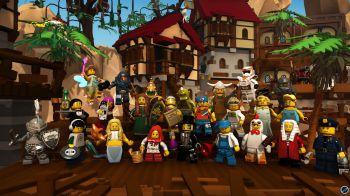 Lego Minifigures Online: aperte le registrazione per la beta