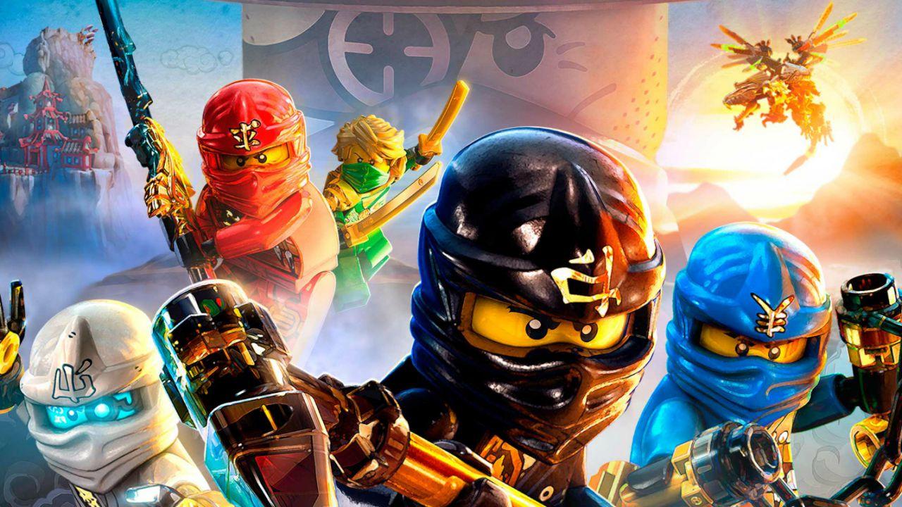 LEGO Ninjago - Il Film: problemi familiari nel nuovo trailer
