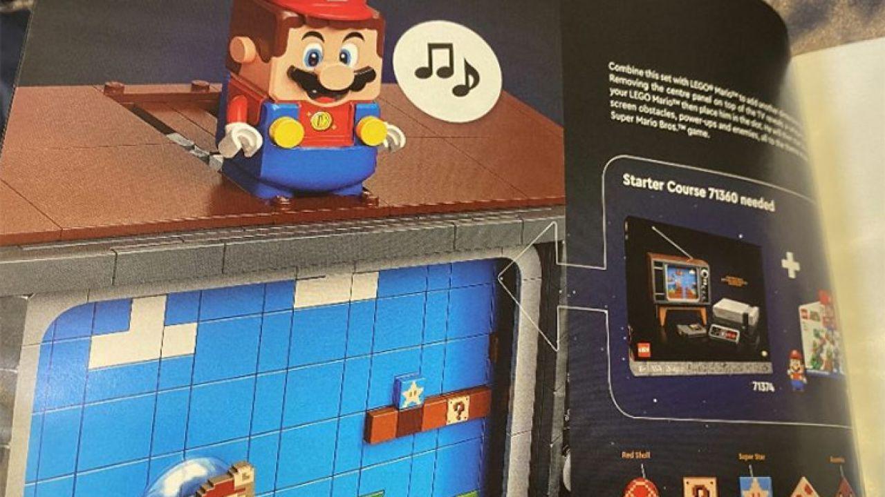 LEGO Nintendo NES: ecco il teaser ufficiale in attesa dell'annuncio