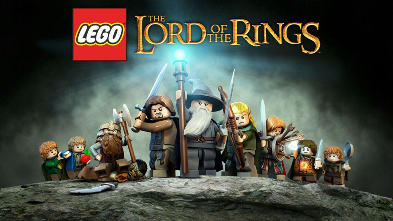 retrò presa all'ingrosso prodotto caldo LEGO Il Signore degli Anelli e Lo Hobbit rimossi dagli store ...