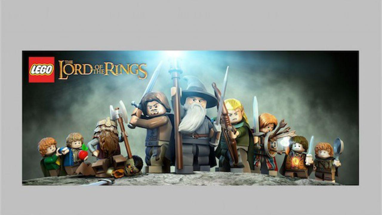 LEGO Il Signore degli Anelli: rilasciata la versione iOS