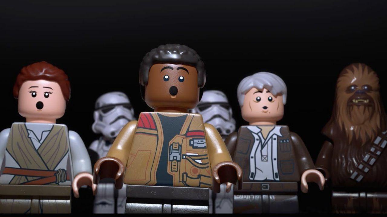 LEGO Star Wars ancora in testa alla classifica software inglese