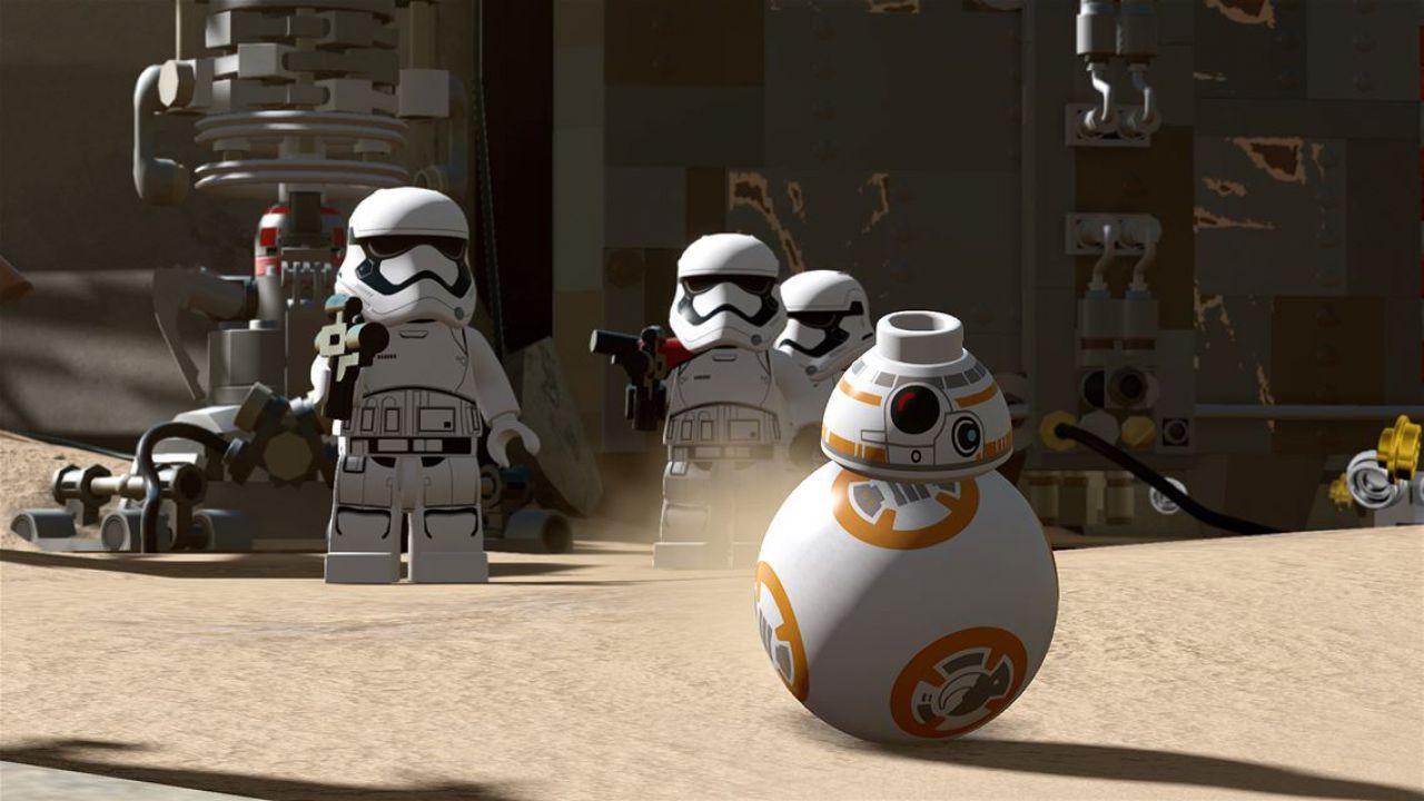 LEGO Star Wars: Il Risveglio della Forza compare su Xbox Store