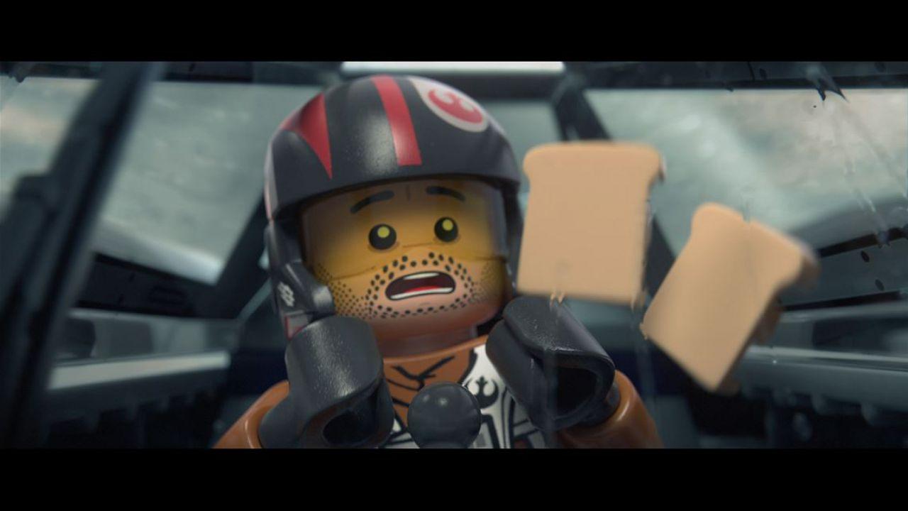 LEGO Star Wars Il Risveglio della Forza: 20 minuti di gameplay