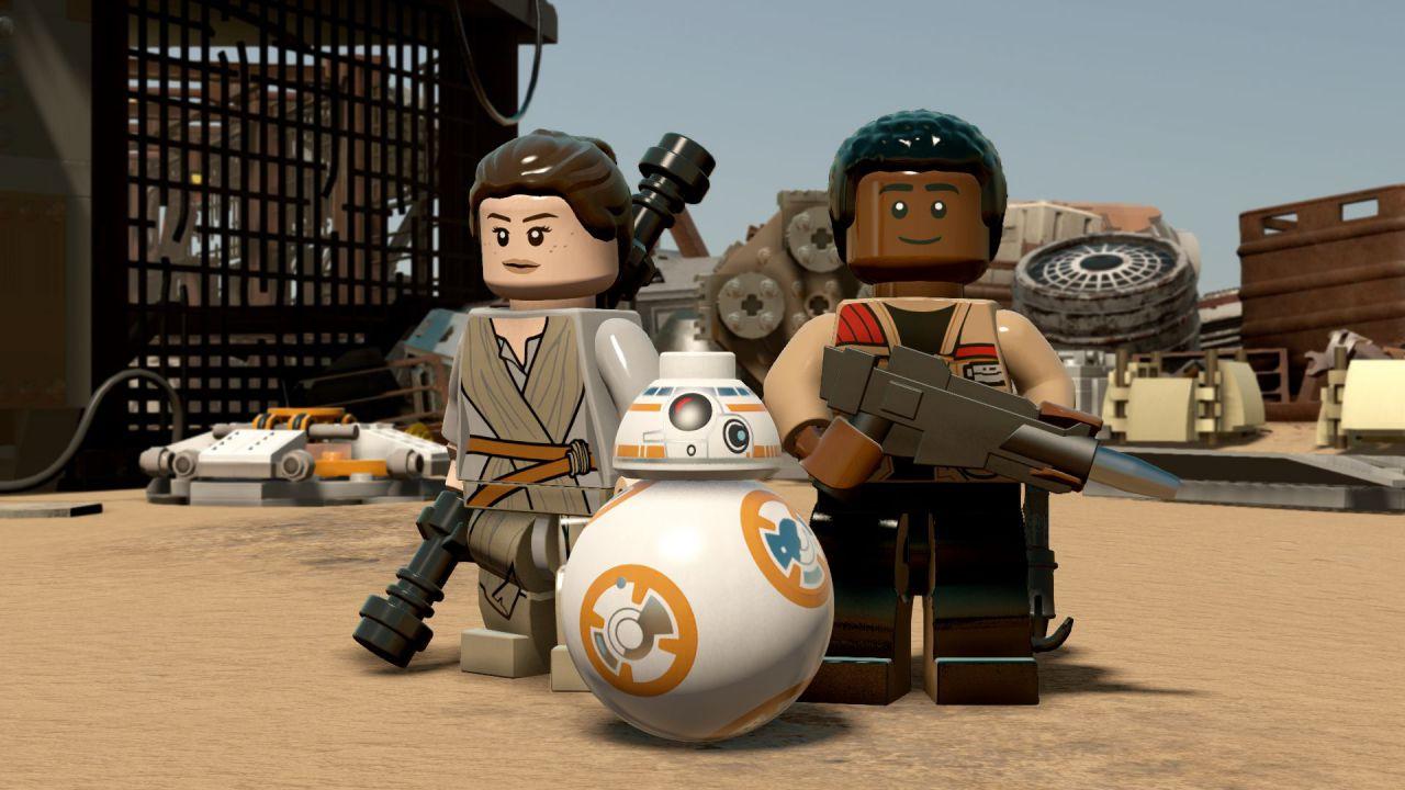 LEGO Star Wars Il Risveglio della Forza approda su GeForce Now