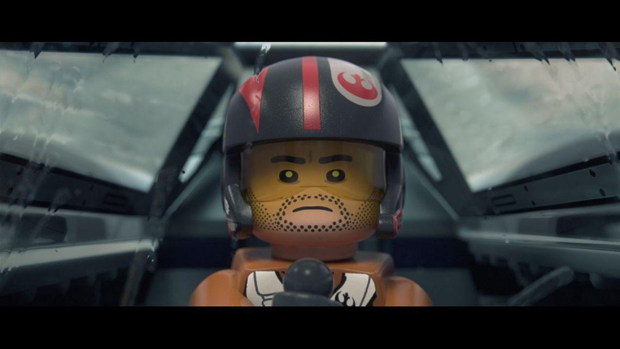 LEGO Star Wars Il Risveglio della Forza: arriva il nuovo DLC incentrato su Poe