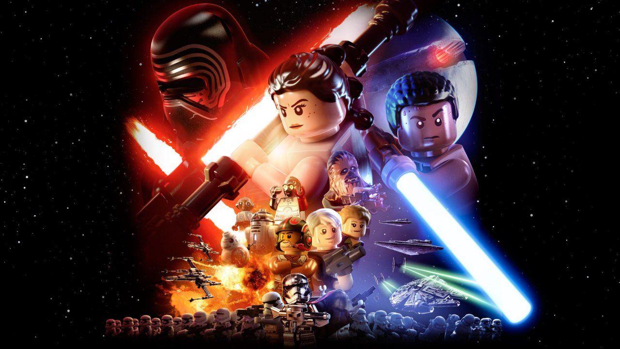 LEGO Star Wars è stato il gioco più venduto nel Regno Unito la scorsa settimana