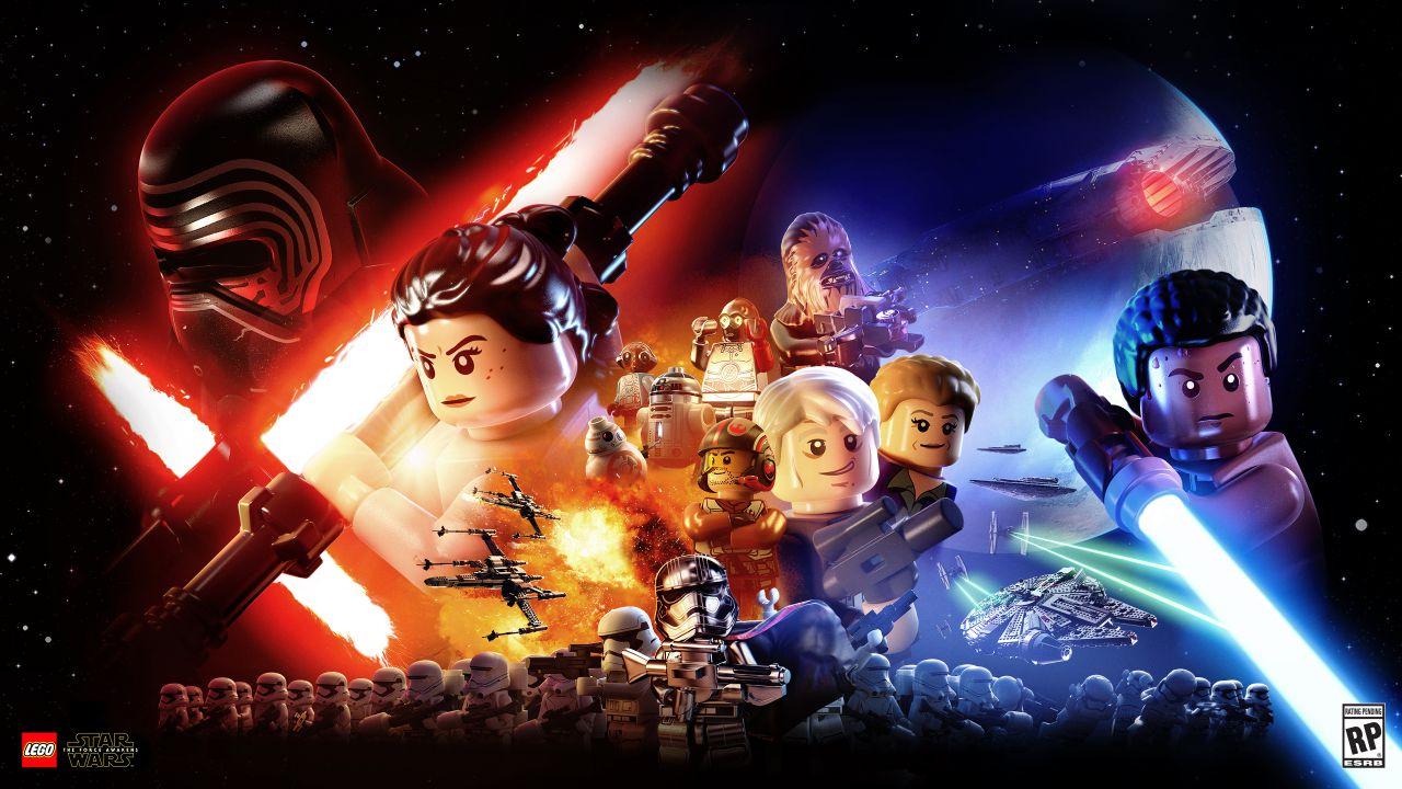 LEGO Star Wars The Skywalker Saga: un open world da 800 personaggi e 23 pianeti