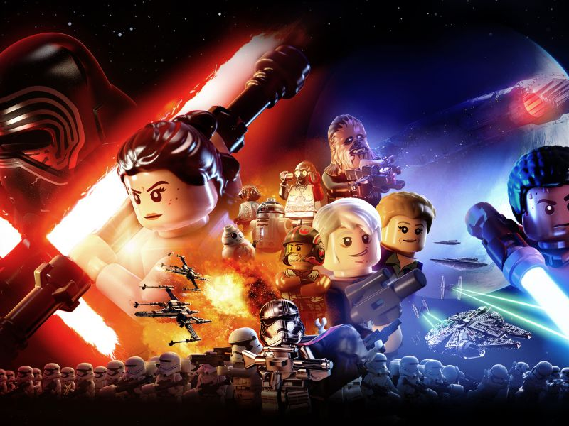 LEGO Star Wars The Skywalker Saga: an open world of 800 characters and 23 planets