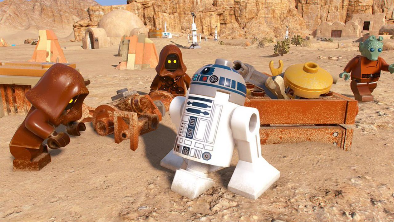 LEGO Star Wars The Skywalker Saga rimandato al 2021, lo vedremo alla Gamescom